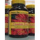 Candida Forte 60 perlas NATURE`S PLUS