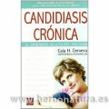 Candidiasis Crónica Libro, Cala H. Cervera ROBIN BOOK