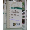 Cannella Composta (Plata Espagírica) 10ml. FORZA VITALE
