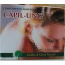 Capil-ung complemento para el cabello y uñas 60 cápsulas GOLDEN & GREEN en Herbonatura.es