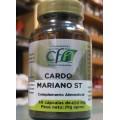 Cardo Mariano Estandarizado 60 cápsulas CFN