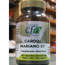 Cardo Mariano Estandarizado 60 cápsulas CFN en Herbonatura.es
