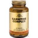 Carnitina Complex 60 Comprimidos SOLGAR en Herbonatura.es