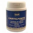 Cartilforte Complex Cartílago, Colágeno, Glucosamina y MSM Chocolate 370gr. GSN