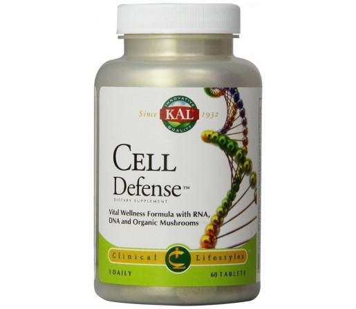 Cell Defense Defensas, Sistema Inmunológico 60 comprimidos KAL