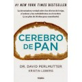 Cerebro de Pan Libro, Dr. David Perlmutter y Kristin Loberg GRIJALBO