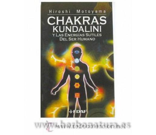 Chakras Kundalini y las Energías Sutiles del ser Humano Libro Hiroshi Motoyama EDAF