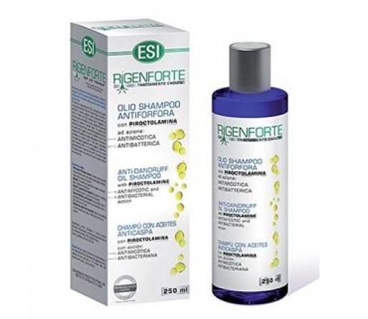 Champú con Biotinax, Energizante Rigenforte 250ml. ESI