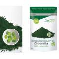 Chlorella Raw Polvo Ecológica 200gr. BIOTONA