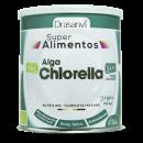Chlorella Alga Polvo Biológica Antioxidante 200gr. DRASANVI en Herbonatura.es
