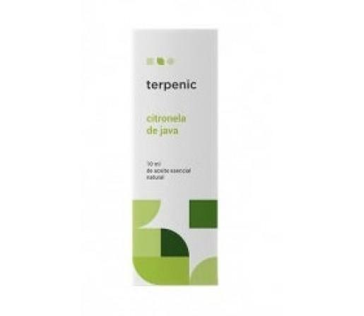 Aceite esencial Citronela de Java Biológico (Cymbopogon winterianus) 10ml. TERPENIC LABS