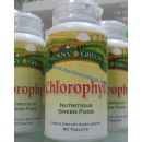 Clorofila Chlorophyll Sunny Green 90 comprimidos SOLARAY en Herbonatura.es