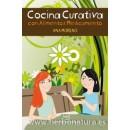 Cocina curativa con alimentos medicamento Libro Ana Moreno MUNDO VEGETARIANO en Herbonatura.es