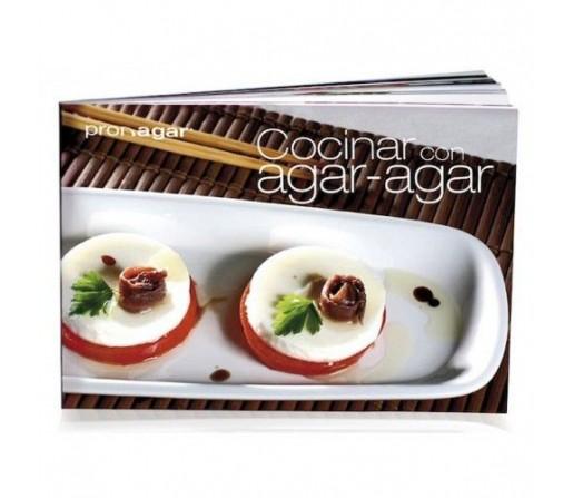 Cocinar Con Agar Agar Recetas Libro Pronagar