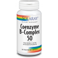 Coenzyme B Complex 50 (forma coenzimática de vitamina b) 60 cápsulas SOLARAY