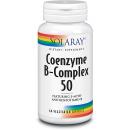 Coenzyme B Complex 50 (forma coenzimática de vitamina b) 60 cápsulas SOLARAY en Herbonatura.es