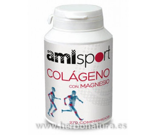 Colágeno con Magnesio 270 comprimidos ANA MARIA LAJUSTICIA