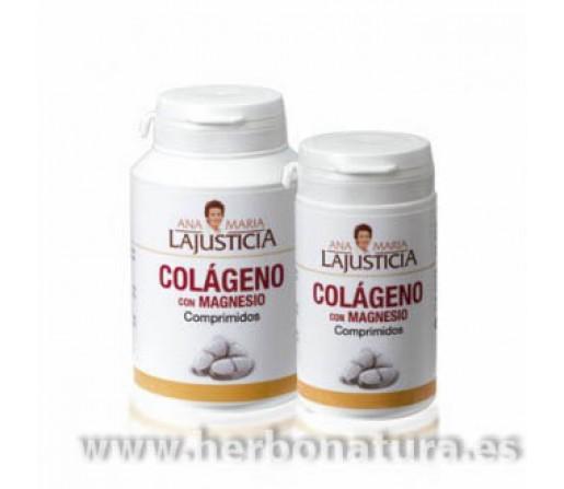 Colágeno con Magnesio 180 comprimidos ANA MARIA LAJUSTICIA