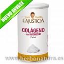 Colágeno con Magnesio Polvo 350gr. ANA MARIA LAJUSTICIA en Herbonatura.es