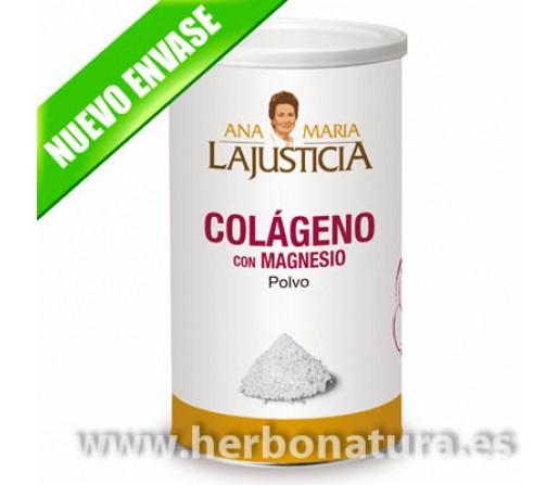 Colágeno con Magnesio Polvo 350gr. ANA MARIA LAJUSTICIA