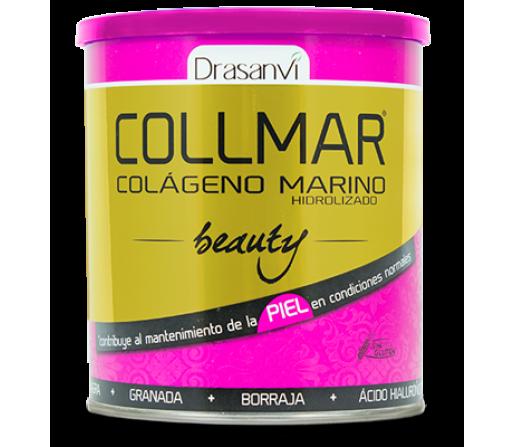 Collmar Beauty Frutas del Bosque Colágeno Marino Hidrolizado, Onagra, Granada, Borraja, Hialurónico... 275gr. DRASANVI