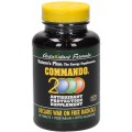 Commando 2000 Multinutriente con Antioxidantes 60 comprimidos NATURES PLUS