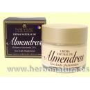 Crema Hidratante 24h. facial de Almendras 50ml. NATYSAL