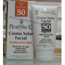Crema Solar Facial hipoalergénica SPF 50+ tubo 80ml. FLEURYMER en Herbonatura.es