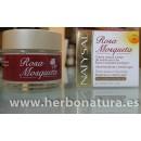 Crema natural a base de Rosa mosqueta ecológica 50ml. FPS30 NATYSAL