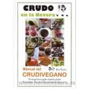 Crudo en la Nevera, manual del Crudivegano Libro, Ana Moreno en Herbonatura.es