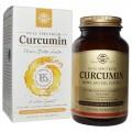 Curcumin Full Spectrum, Curcumina de mayor biodisponibilidad 30 perlas SOLGAR