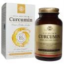 Curcumin Full Spectrum, Curcumina de mayor biodisponibilidad 30 perlas SOLGAR en Herbonatura.es