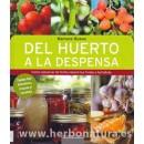 Del Huerto a la Despensa Libro, Mariano Bueno INTEGRAL en Herbonatura.es