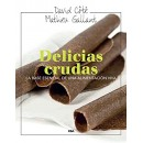 Delicias Crudas Libro, David Coté, Mathieu Gallant RBA