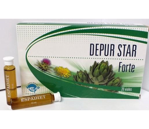 Depur Star Forte, Depurativo, Desintoxicante 20 viales ESPADIET