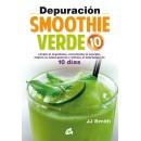 Depuración Smoothie Verde 10 días, JJ Smith Libro GAIA EDICIONES en Herbonatura.es