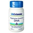 DHA Vegetariano 200mg. del alga Schizochytrium sp. 30 perlas LIFEEXTENSION en Herbonatura.es