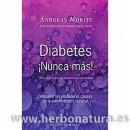 Diabetes ¡Nunca más! Libro, Andreas Moritz OBELISCO en Herbonatura.es