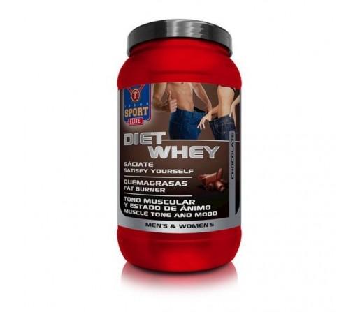 Diet Whey Quemagrasas Musculación 755gr. Sabor chocolate TEGOR SPORT