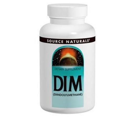 DIM, Diindolylmethane, Modulador del metabolismo de estrógenos 60 comprimidos LIFEEXTENSION