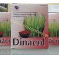 Dinacol Colesterol, Levadura Roja de Arroz, Coenzima Q10 30 cápsulas DINADIET MAHEN