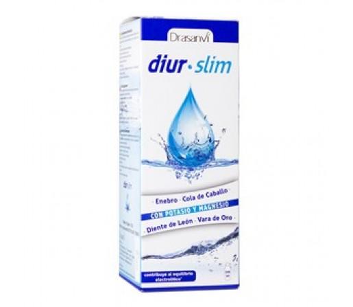 Diur Slim Diurético con potasio y magnesio 250ml. DRASANVI