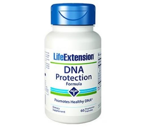 DNA Protection Curcumina, clorofilina, wasabi, brócoli... 60 cápsulas LIFEEXTENSION