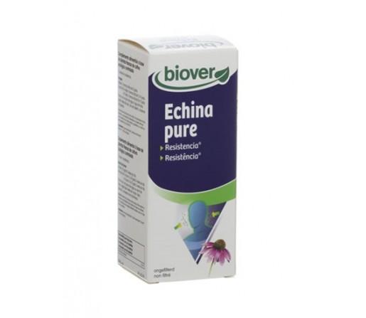 Echinapure. Biológico Extracto Equinácea Jugo y Raiz  Echinacea purpurea. 100ml. BIOVER