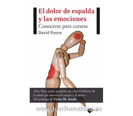 El dolor de espalda y las emociones Libro, David Ponce PLATAFORMA