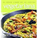 El gran libro de la Cocina Vegetariana, EURO IMPALA en Herbonatura.es