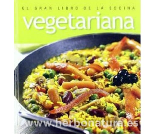 El gran libro de la Cocina Vegetariana, EURO IMPALA
