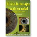 El Iris de tus Ojos revela tu Salud Libro, Manuel Lezaeta Acharán CEDEL en Herbonatura.es