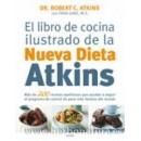 El libro de la cocina ilustrado de la nueva dieta Atkins Libro, Dr. Robert C. Atkins VERGARA en Herbonatura.es