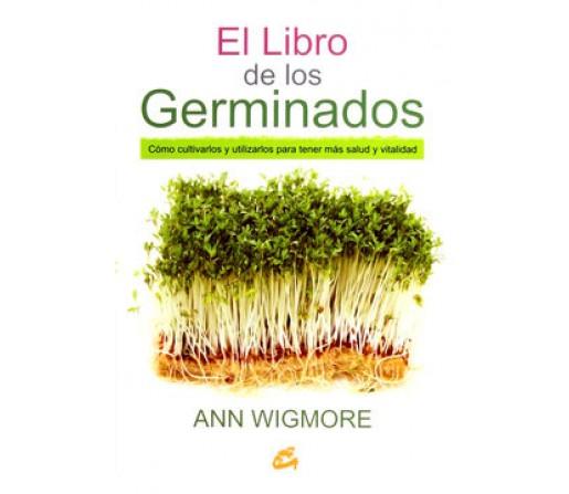 El libro de los Germinados, Ann Wigmore Libro GAIA EDICIONES